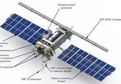 Российский метеорологический спутник METEOR-M2 сменил частоту на 137.100 MHz