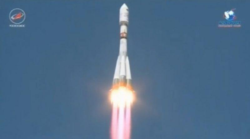 14 июля 2017 года, в 09:36 мск с космодрома Байконур осуществлен пуск ракеты-носителя «Союз-2.1а» c кластером из 73 космических аппаратов