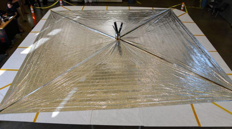 Запуск спутника LightSail 2 с солнечным парусом состоится этим летом