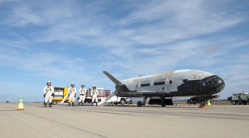 17 мая 2020 года, запланирован старт ракеты-носителя Atlas V с экспериментальным беспилотным космопланом X-37B для нужд Космических сил США