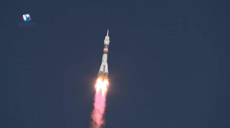 ТПК «Союз МС-10» упал на 158 секунде с высоты 80 км