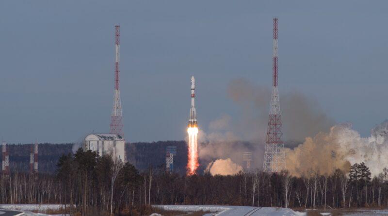 Запуск Союз-2.1а с 28 спутниками успешный!