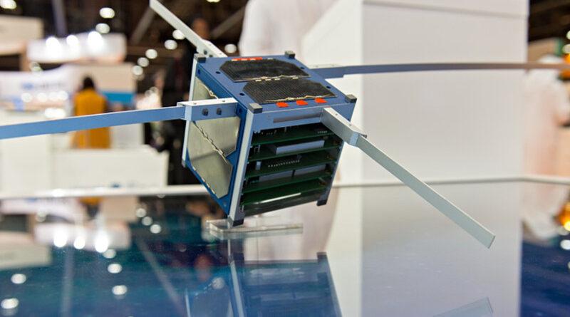 Спутник MYSat-1 готовится к развертыванию с грузового корабля Cygnus NG-10