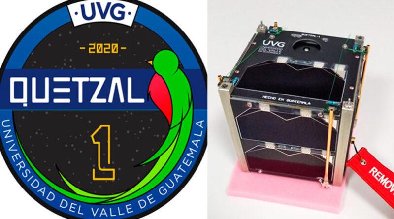 Сегодня будет запущен первый спутник Гватемалы — QUETZAL-1
