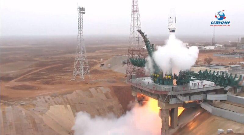 22 марта 2021 года с космодрома Байконур был осуществлён запуск 38 космических аппаратов