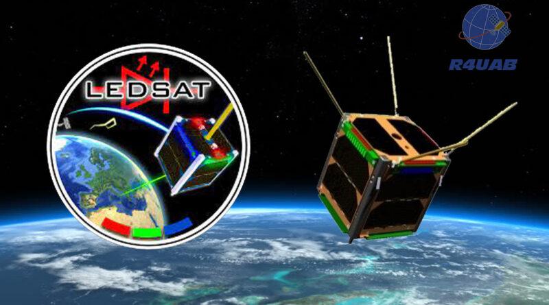 Будьте первым, кто услышит телеметрию спутника LEDSAT на орбите