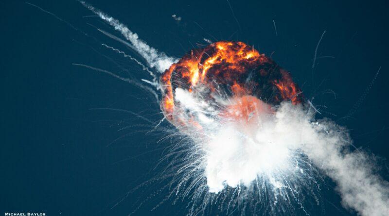 Первый испытательный полет ракеты-носителя «ALPHA» компании Firefly Aerospace завершился взрывом