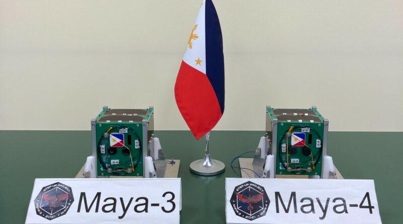 Спутники MAYA-3 и MAYA-4 с APRS диджипитером на борту были запущены на Международную космическую станцию