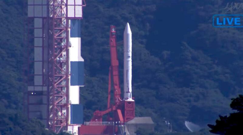 Запуск РН «EPSILON» со спутниками TEIKYOSAT-4, Z-SAT, NANODRAGON и KOZEN-1 снова отложен